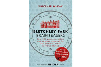 Bletchley Park Brainteasers - The biggest selling quiz book of 2017