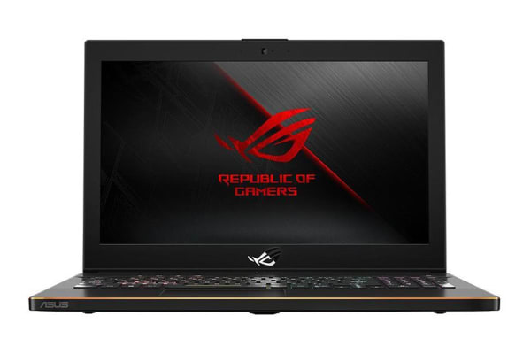 "ASUS 15.6"" ROG Zephyrus M Core i7-8750H 16GB RAM 256GB SSD 1TB HDD GTX1060 6GB Gaming Notebook (GM501GM-EI005T)"