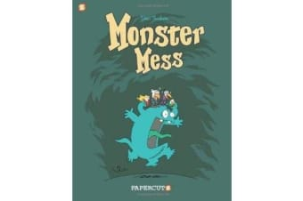 Monster Graphic Novels #2 - Monster Mess
