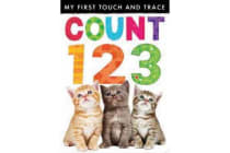 My First Touch and Trace - Count 123