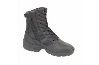 Magnum Panther 8inch Side Zip (55627) / Womens Boots (Black)