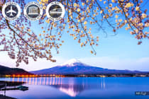 JAPAN: 17 Day Best Of Japan By Rail Including Flights For Two
