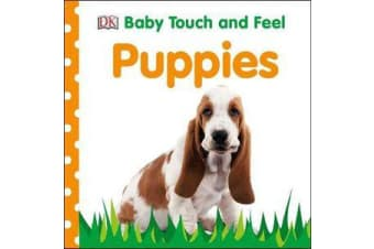Baby Touch and Feel - Puppies