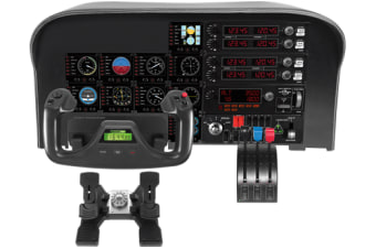 LOGITECH G PRO Flight Throttle Quadrant