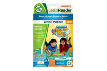 LeapFrog LeapReader Discovery Set: Jumbo Puzzle Map