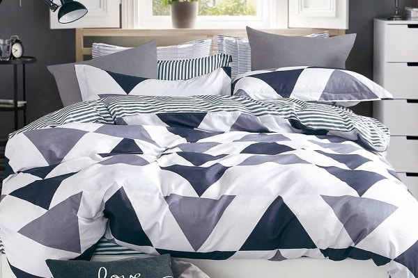 Gioia Casa Twain Quilt Cover Set (King)