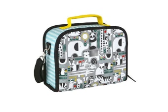 Petit Collage Eco-Friendly Insulated Lunch Box - Animals