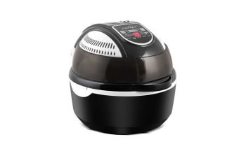 5 Star Chef Oil-Less Air Fryer 10L (Black)
