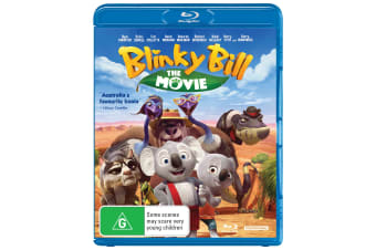 Blinky Bill the Movie Blu-ray Region B