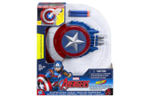 Avengers Captain America Blast Reveal Shield