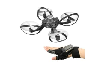 2.4G Glove Control Interactive Mini Drone Quadcopter