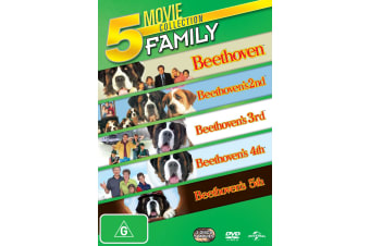 Beethoven The Pooch Pack DVD Region 4