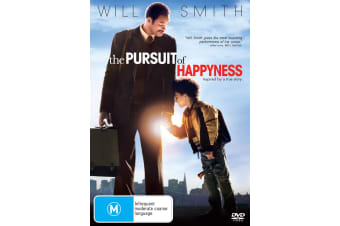 The Pursuit of Happyness DVD Region 4