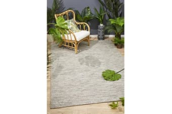 Wyatt Natural Geometric Coastal Rug