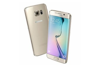 Samsung Galaxy S6 Edge 4G LTE (Gold)