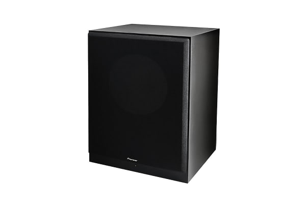Pioneer Bass Reflex Powered Subwoofer 200W (S-MS3SW)