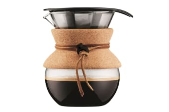 Bodum Pour Over Coffee Maker with Permanent Filter 500ml