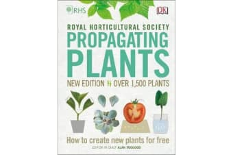 RHS Propagating Plants - How to Create New Plants For Free