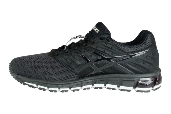 ASICS Women's Gel-Quantum 180 2 MX Running Shoe (Phantom/Black/White, Size 13)