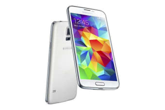 Samsung Galaxy S5 SM-G900i (16GB, White) - Australian Model