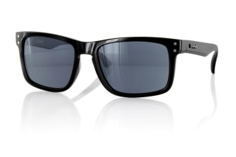 Carve Goblin Black Polarised Sunglasses