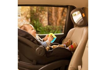 Brica Baby In Sight Soft Touch Auto Mirror