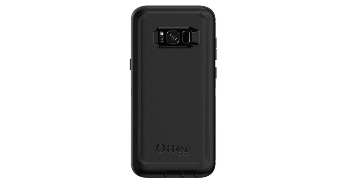 finest selection 6b85f 37738 Otterbox Defender Case For Samsung Galaxy S8+ - Black | Phone Cases