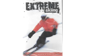 Extreme Snowboarding - Region ALL -Educational Series Region All DVD NEW
