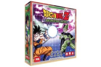 Dragonball Z Perfect Cell