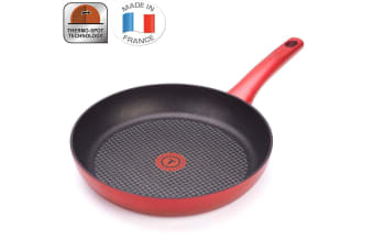 Tefal 24cm Character Frypan Frying Pan Induction Dishwasher Safe Thermo Spot