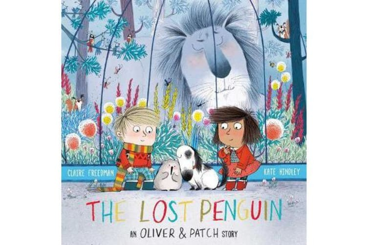 The Lost Penguin - An Oliver and Patch Story