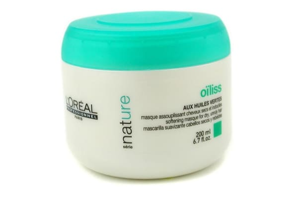 L'Oreal Professionnel Nature Serie - Oiliss Masque (For Dry, Unruly Hair) (200ml/6.7oz)