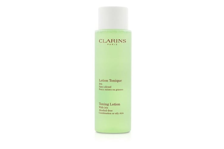 Clarins Toning Lotion with Iris - Combination or Oily Skin 200ml/6.7oz