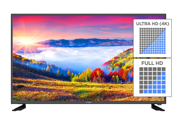 "Kogan 43"" 4K LED TV (Series 8 JU8100)"