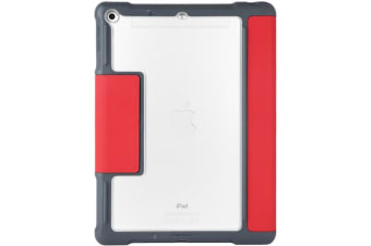 STM Dux Plus Duo Case for  iPad Mini 5 & Mini 4 -Red