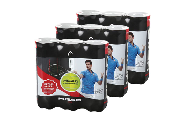 27pc Head Championship Novak Ball Can
