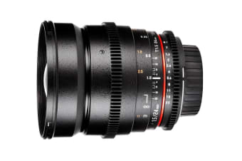 Samyang 24mm T/1.5 ED AS IF UMC Lens (Nikon Mount)