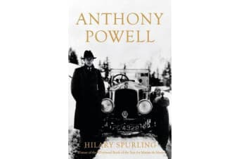 Anthony Powell - Dancing to the Music of Time