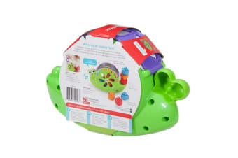 Fisher Price Rock 'N Sort Snail