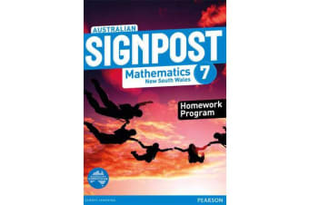 Australian Signpost Mathematics New South Wales 7 Homework Program