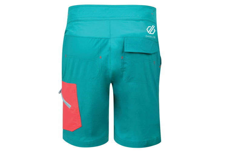 Dare 2b Childrens/Kids Reprise Shorts (Caribbean Green) (13 Years)