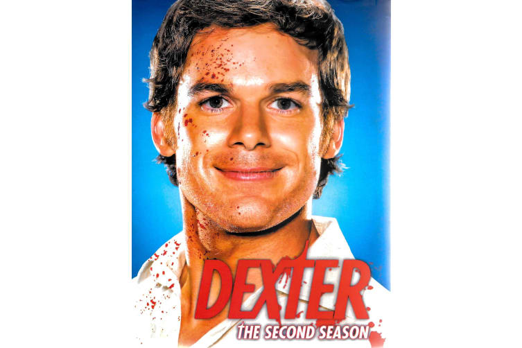 Dexter -Season three 3, Region 1 - Series Region 1 Rare- Aus Stock Preowned DVD: DISC LIKE NEW
