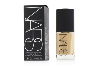 NARS Sheer Glow Foundation - Deauville (Light 4 - Light w/ Neutral Balance of Pink & Yellow Undertone) 30ml