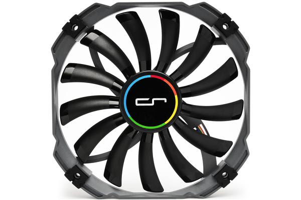 CRYORIG XT140 PWM Fan 140mm diameter 13mm thick