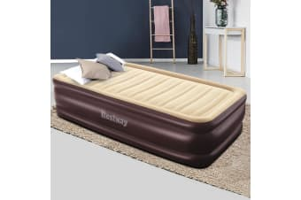 Bestway Single Air Bed Inflatable Mattress Camping  Cornerstone