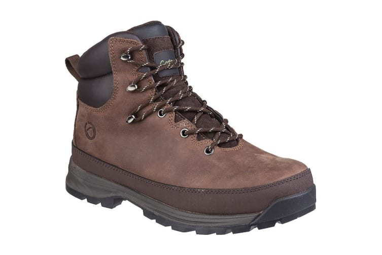 Cotswold Mens Sudgrove Lace Up Hiking Boots (Brown) (11 UK)