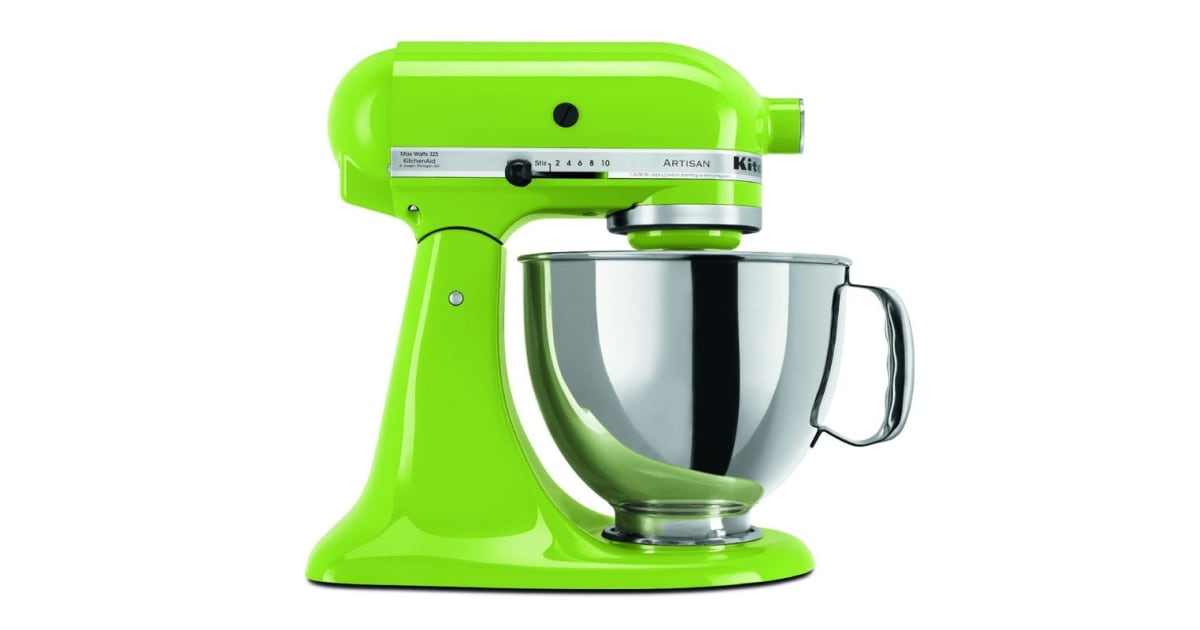Dick smith kitchenaid ksm150 artisan stand mixer green for Kitchenaid 0 finance