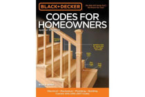 The Codes for Homeowners (Black & Decker) - Electrical - Mechanical - Plumbing - Building - Current with 2015-2017 Codes
