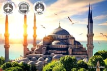 TURKEY: 17 Day Amazing Turkey Tour and Iconic Aegean Cruise Including Flights for Two
