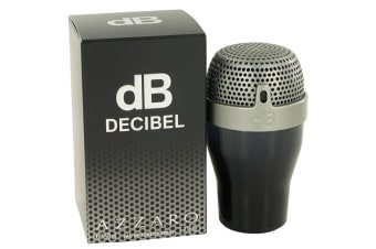 Azzaro Db Decibel Eau De Toilette Spray 50ml/1.7oz